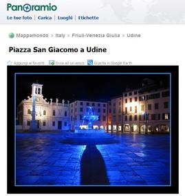 Piazza S. Giacomo su Panoramio