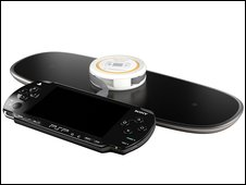 Magnetic charger and PSP