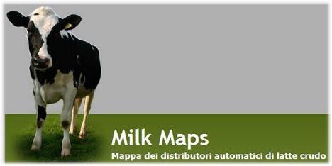 Mappe del latte